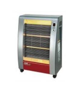 Airrex Electric Halogen Heater - Click for larger picture