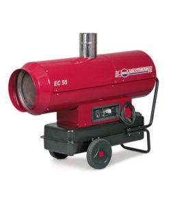 EC55 - 51kW Indirect Fired Diesel Heater - Click for larger picture