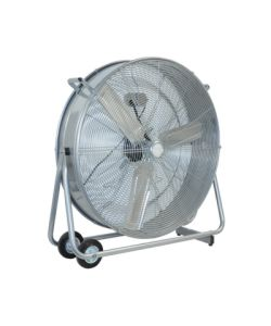 "EH0136 Ultra Slim Drum Fan - 24"" (61cm) - Click for larger picture"