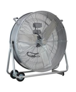 "EH1232 Slim Drum Fan - 30"" (75cm) - Click for larger picture"