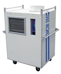 Broughtons MCM350 - Industrial portable air conditioner - 10.0kW - Click for larger picture
